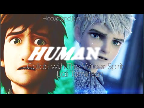 Jack & Hiccup ~ Human (Collab with The Winter Spirit)