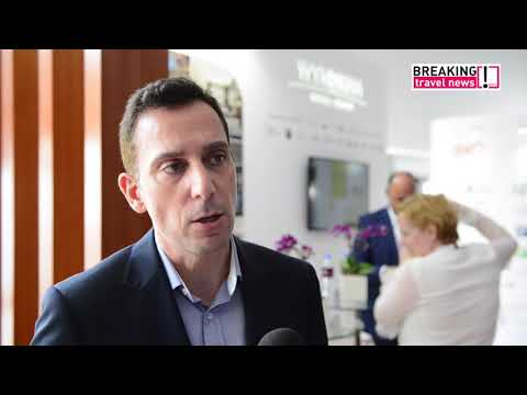 Panos Loupasis, vice president, development, Middle East & Africa, Wyndham Hotel Group