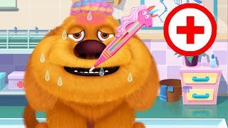 Fun Pet Animal Care - Furry Pet Hospital - Cute Animals Hospital Care Games For Kids