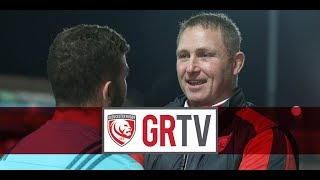 #GRTV | Ackermann accepts Cherry and Whites made too many mistakes in loss to Munster
