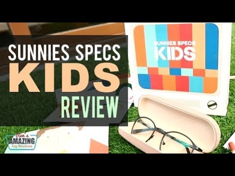 21999197e098 Sunnies Specs kids review - YouTube
