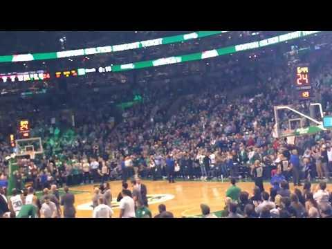 Kelly Olynyk received standing ovation as Boston Celtics