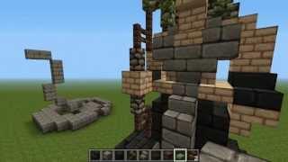 Minecraft Tutorial: Medusa & Snake Statue