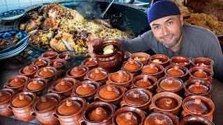 Уличная еда узбекистана и традиционные блюда узбекской кухни