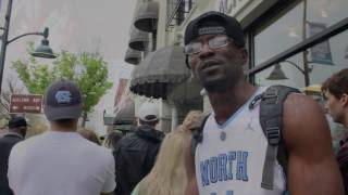 GsoTV : Live from Franklin st : UNC Basketball National Championship Title Game 2017