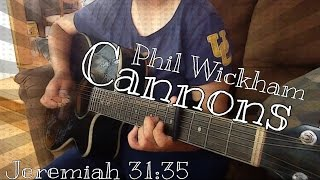 Phil Wickham - Cannons - fingerstyle guitar cover