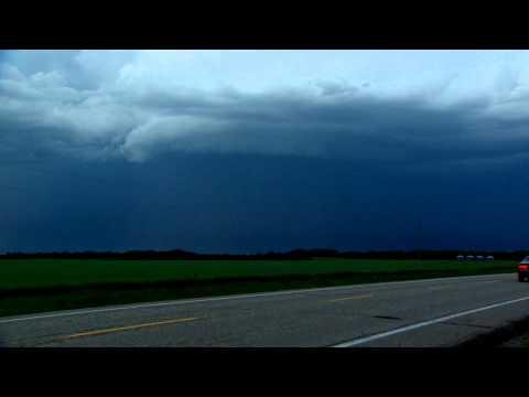 Alberta Lightning Show