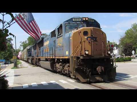 LaGrange Kentucky Train  09/06/2016