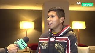 Edison Flores: la Selección Peruana, su nuevo puesto en Monarcas Morelia y más | *ENTREVISTA*