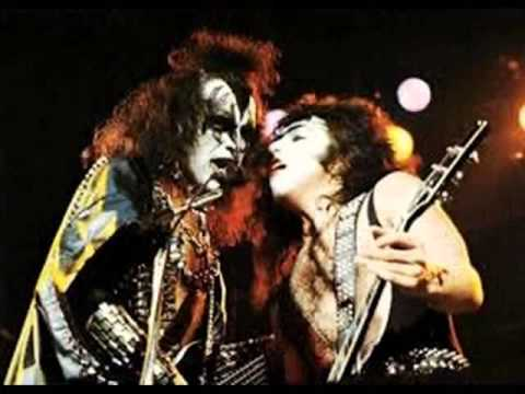 KISS WE ARE ONE . I LOVE MUSIC 70'S
