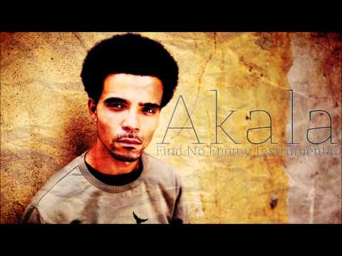 Akala - Find No Enemy (Official Instrumental) ᴴᴰ