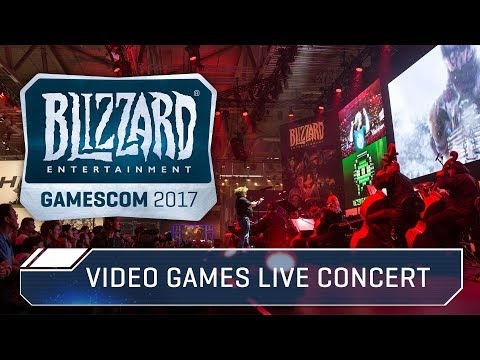 Video Games Live Concert at gamescom 2017 | August 24