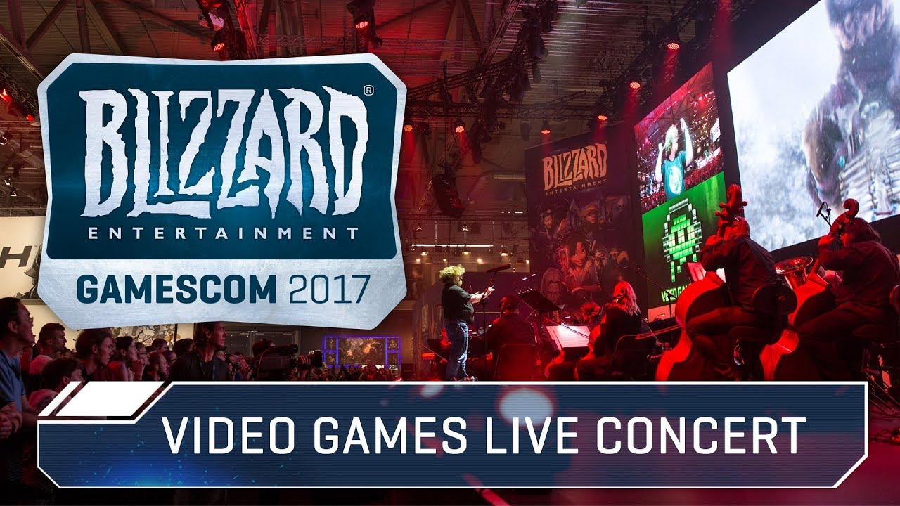 Video Games Live Concert at gamescom 2017   August 24