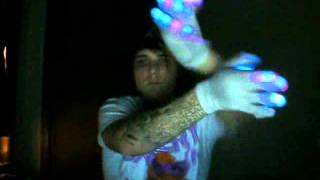 DJ Mortal Kombat -Thunder (JumpStyle Music) gloving.....Spoof-E