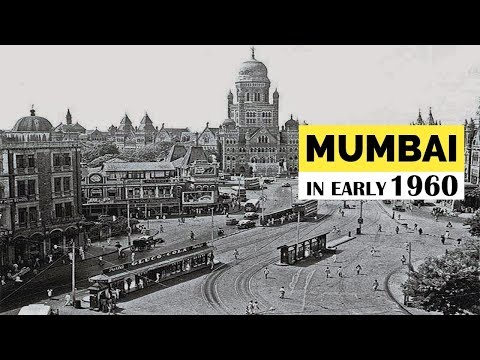 Mumbai in Early 1960 - Old and Rare pictures of Bombay