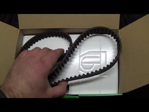 Ford Mondeo 1.6 EcoBoost  замена ремня ГРМ