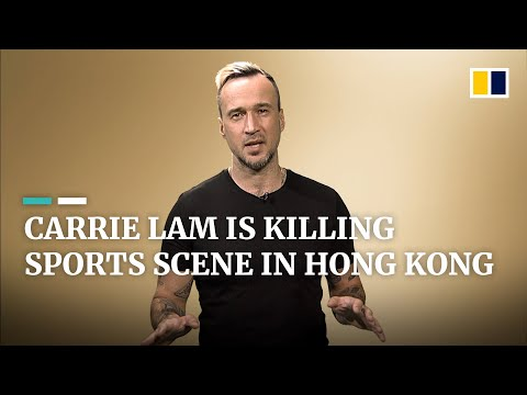 Hong Kong government suffocating sport and fitness industry to death