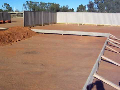 Home Building Lot 3 Wentworth Street Comencement Of