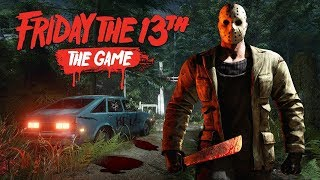 ПОСЛЕДНЯЯ ПЯТНИЦА 13! - Friday the 13th: The Game