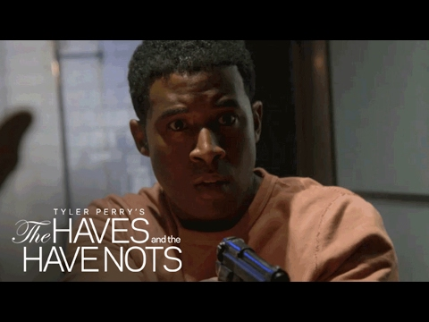 Jealousy Pushes Officer Justin and Jeffery Too Far  Tyler Perry's The Haves and the Have Nots  OWN