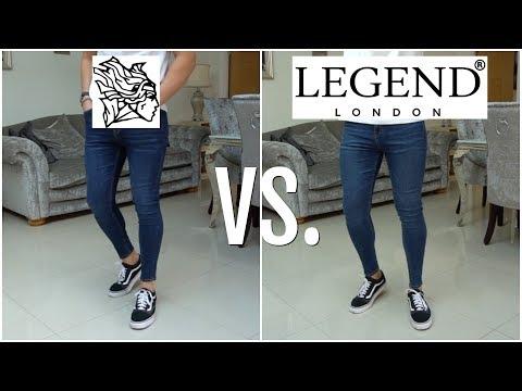 Topman super spray jeans. Extreme tight YouTube