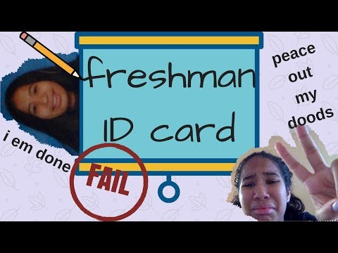 bruh look at this dude: HIGH SCHOOL ID CARD GONE WRONG