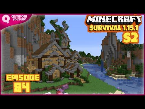 Menghiasi Rumah Baru Di Pulau Bajak Laut | Minecraft Survival Indonesia S2 Ep 84 !!!