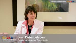 EU experts in the spotlight: Dr. Joan Debardeleben