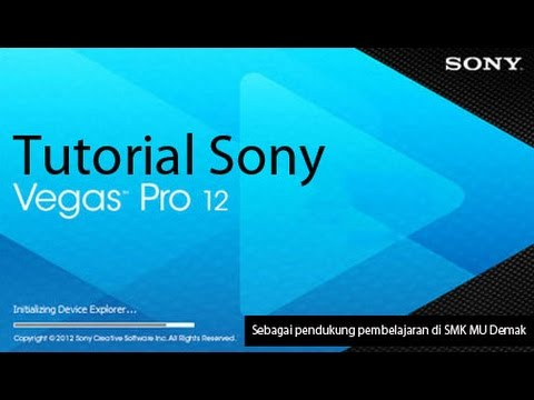 Di video pertama ini saya akan memperkenalkan apa itu Sony Vegas khusunya versi 13, jangan lupa subs.