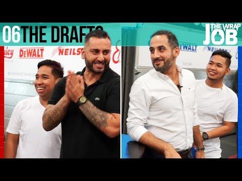 The Final 12 Draft Picks - The Wrap Job ep06
