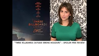 THREE BILLBOARDS OUTSIDE EBBING MISSOURI Official Movie Review // Frances McDormand, Woody Harrelson