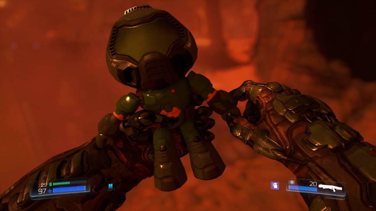 Doom 4: тысяча чертей