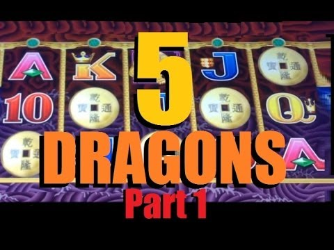 5 dragons slot machine youtube winners arnt