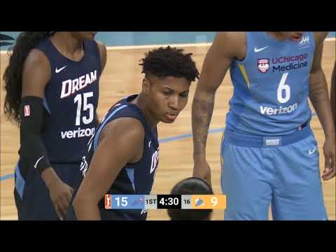WNBA. Chicago Sky - Atlanta Dream 23.05.18
