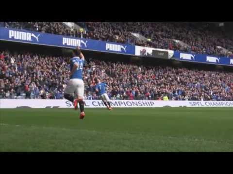 Nicky Clark's Favourite 2014-15 Goals