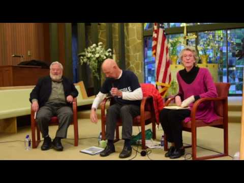 Reaching Out to Trump Voters: An Evening with George Lakoff & Arlie Hochschild