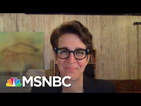 Rachel Maddow 'Will Never Be The Same' After Her Partner Susan Battled Covid   Deadline   MSNBC