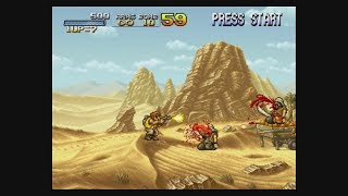 How to enable blood in the Metal Slug Arcade Series (Neo Geo games) on the SNES Classic (Tutorial)