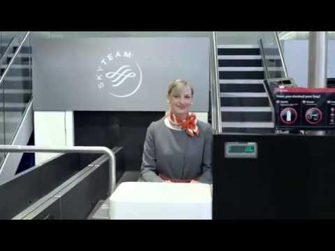 2012 SkyTeam Benefit Video