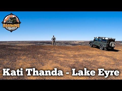 Kati Thanda - Lake Eyre National Park South Australia Solo Travel