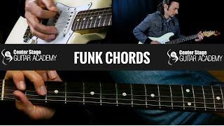 Baixar Funk Guitar Lesson - Funk Chords on Guitar