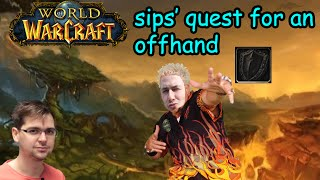 World of Warcraft - The Quest for the Off-hand