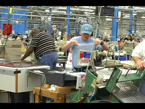 Industries For The Blind Winston Salem Nc Youtube