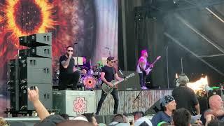 Breaking Benjamin - Never Again @ Louder Than Life (September 29, 2019)