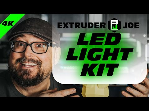 Add LED Lights to your 3D printer! - FT5 Hot Rod Upgrade ⚙ installation