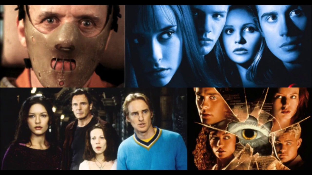 90s movies horror