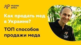 Как продать мед в Украине — ТОП способов продажи меда