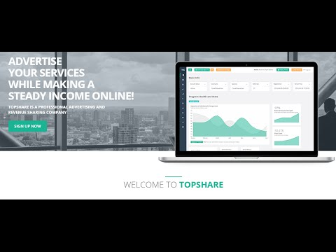 Top Share Global │Why TopShare Global│How to work Top shareGlobal tutorial 2016