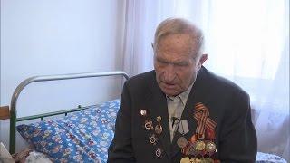 ветеран ВОВ стал бомжом - сын алкоголик выгнал