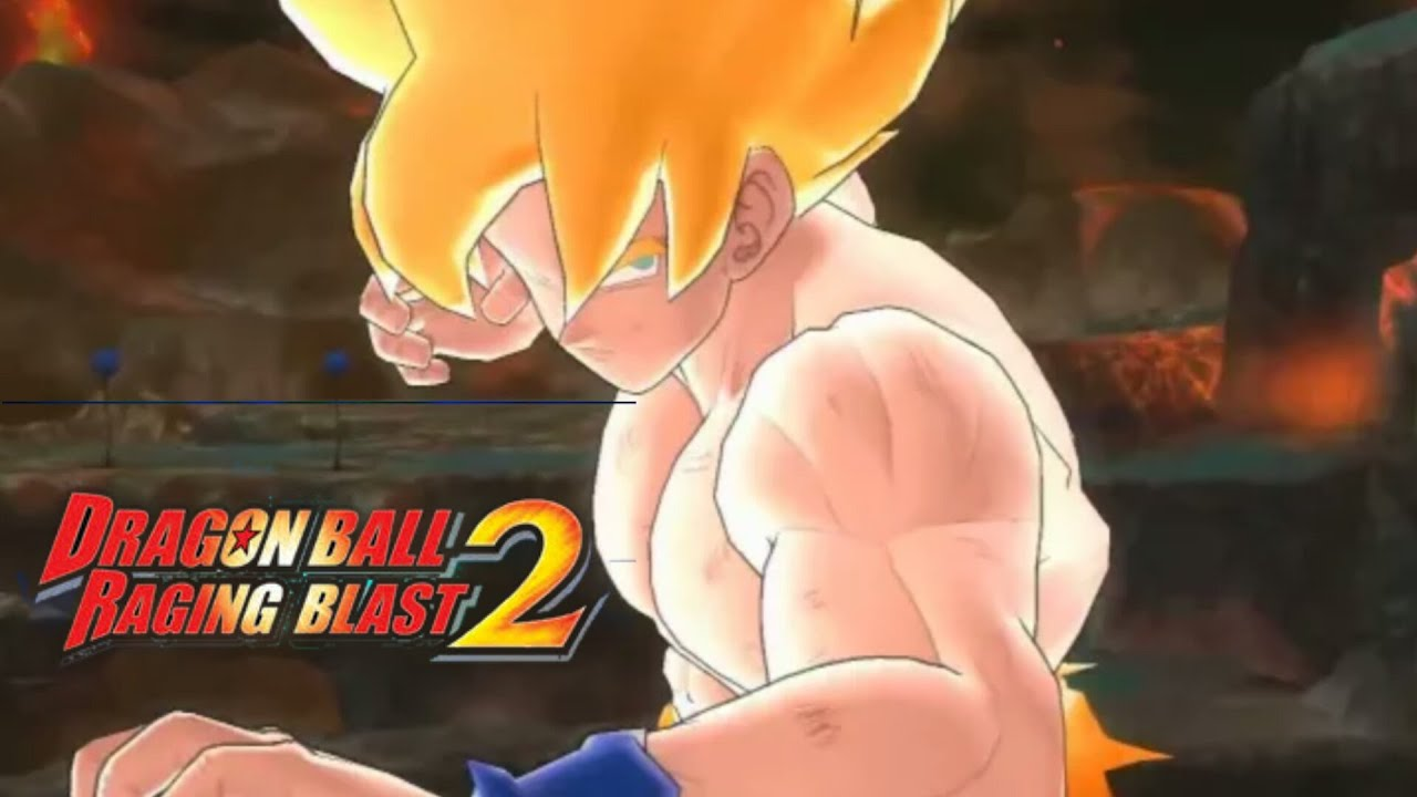 Dragon Ball Raging Blast 2 Frieza Saga